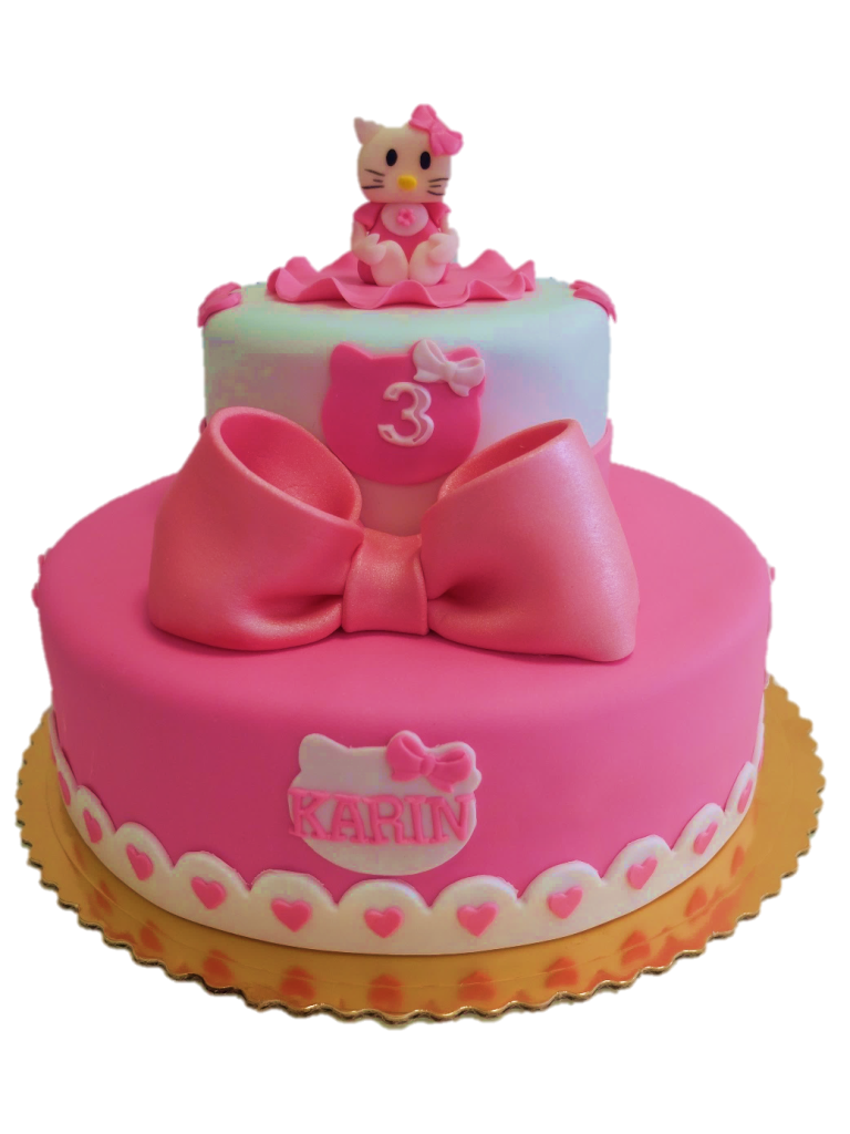 Torta Hello Kitty [3/6]